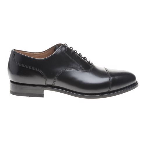 Mens Black Loake 200b Shoes at Soletrader