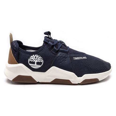 Mens Navy Timberland Earth Rally Oxford