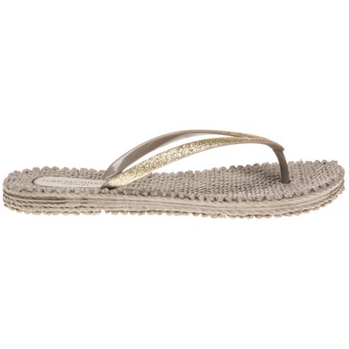 db585dda3670 Womens Natural Ilse Jacobsen Cheerful 01 Sandals at Soletrader