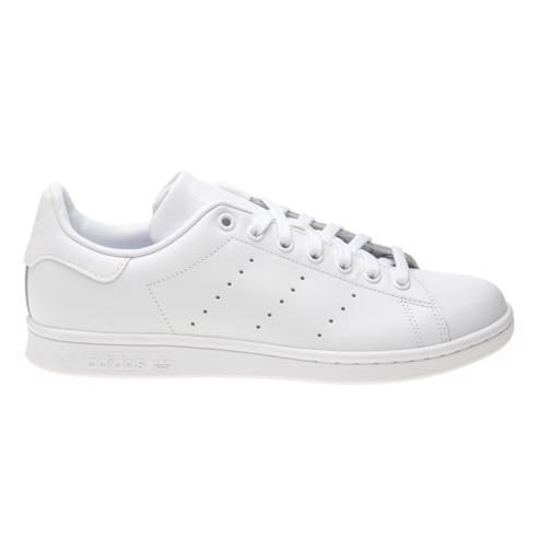 Mens White Adidas Stan Smith Trainers